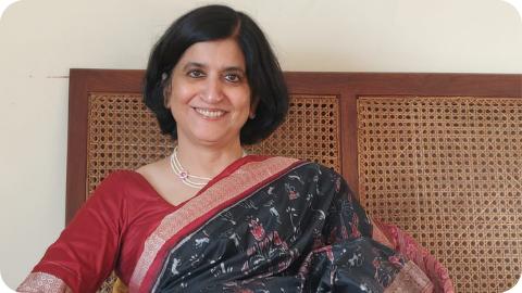 Professor Anshu Malhotra Kapany Chair