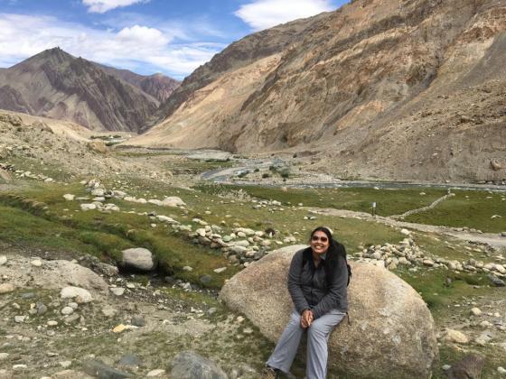 Swaroopa Lahiri UCSB Global Studies PhD